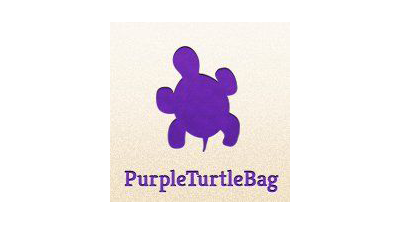 Purple Turtle Bag